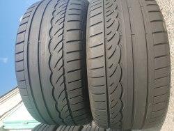 Пара шин 275 40 R19 Dunlop SP Sport 01 MO 5,5 мм