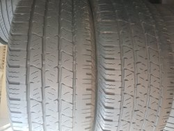 Пара шин 265/60 R18 Continental Cross Contact LX 6 мм