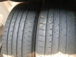 Пара шин 225/55 r19 Toyo Proxes r36 5мм
