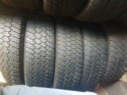 Комплект шин 245 75 R17 Goodyear Wrangler grabber 7мм 5штук