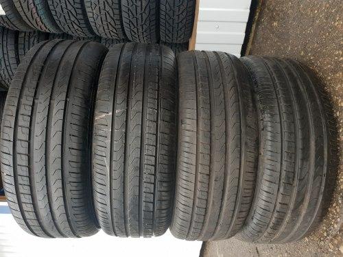Комплект шин 235/65 R17 Pirelli Scorpion verde 7 мм