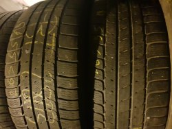 Пара шин 265 55 r19 Michelin HP 6 мм