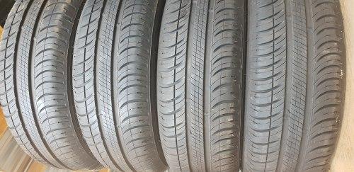 Комплект шин 165 65 R14 Michelin Energy Saver состояние новых