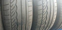 Пара шин 225 50 R17 Dunlop SP Sport 01 7.5 мм