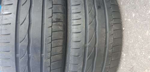 Пара шин 225 55 R17 Bridgestone Turanza еr 300 RSC 6.5mm