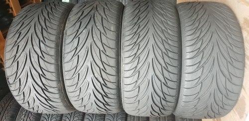 Комплект шин 245/40 R17 Federal Super Steel ss595 ТТiС состояние новых