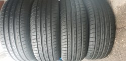 Комплект шин 225/55 R17 Goodyear Eagle F1 asymmetric 3 МО Extended новая