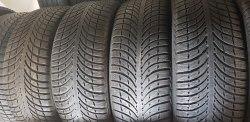 Комплект шин 235/55 r19 Michelin Latitude alpin la2 7 мм