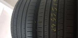 Пара шин 235/55 r19 Pirelli Scorpion verde All Seasons 6 мм