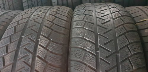 Пара шин 235/55 r19 Michelin Latitude alpin 5 мм