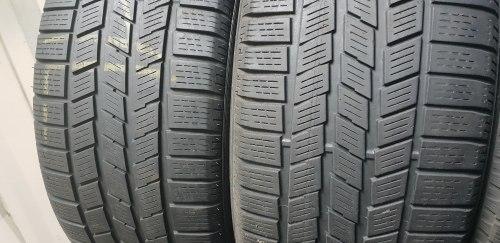 Комплект шин 255 55 r19 Pirelli Scorpion Snow 5.5 мм