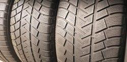 Пара шин 255 55 r18 Michelin Latitude alpin 5 мм