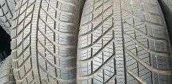Пара шин 195/60 R16 Goodyear Vector 4seasons состояние новых пупырышки