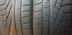 Пара шин 215 65 R16 Pirelli Sottozero Winter 210 6 мм