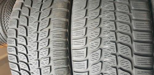 Пора шин 225/45 R17 Bridgestone Blizzak LM 25 6 мм