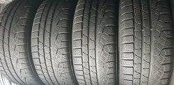 Комплект шин 225 50 R17 Pirelli Sottozero Winter 210 серия 2 rss 6 мм 7 мм