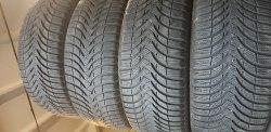 Пара шин 225/55 R16 Michelin Alpin A4 8мм