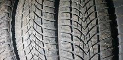 Пара шин 205 55 R16 Dunlop SP Winter Sport 4D 6 мм