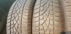 Пара шин 195/55 R16 Dunlop SP Winter Sport 3D 7 мм