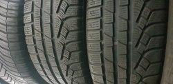 Пара шин 215/50 R17 Pirelli Sottozero 3 7 мм