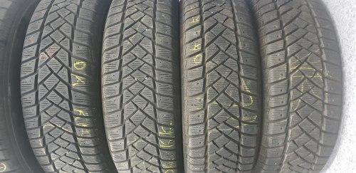 Комплект шин 225 70 r15c Dunlop SP LT 60 -8 состояние новой