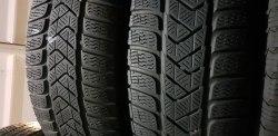 Пара шин 215 60 R16 Pirelli Sottozero 3 6 мм