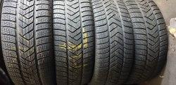 Комплект шин 235/55 r19 Pirelli Sottozero 3 7 мм 17 год