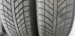Пара шин 205/55 R16 Goodyear Vector for Seasons 7 мм