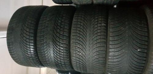 Комплект шин 295/35 r21 Michelin Alpin la2 6мм