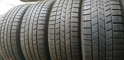 Комплект шин 235/55 r19 Pirelli Scorpion Ice Snow 6мм