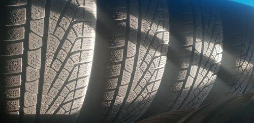 Комплект шин 215 65 R16 Pirelli Sottozero 2 7 мм 7.5 мм