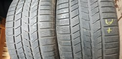 Пара шин 255/40 R17 Pirelli Winter snowsport 340 6мм