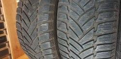 Пара шин 225/45 R18 Dunlop Winter Sport M3 7мм