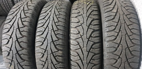 Комплект шин 175 70 R14 Uniroyal The rain Plus 77 состояние новой