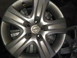 Комплект дисков с колпаками R16 , 5-110 Opel