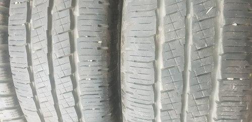 Пара шин 225/70 r15c Pirelli Chrono four Seasons 8мм