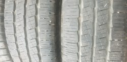 Пара шин 225/70 r15c Pirelli Chrono four Seasons 8мм
