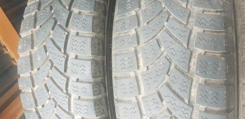 Пара шин 225/65 r16c Vredestein Comtrac winter 7,5 мм