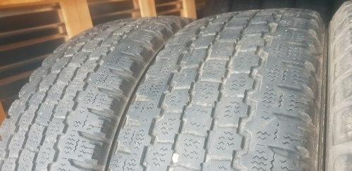 Пара шин 225 65 r16c Bridgestone Blizzak LM 800 6,5 мм