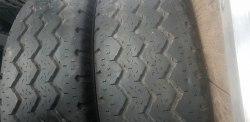 Пара шин 215 75 r16c Michelin Xc Camping 8мм