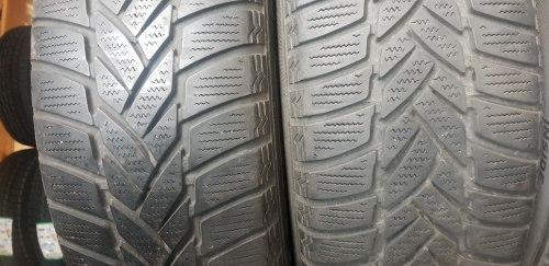 Пара шин 185/60 R15 Dunlop SP Winter Sport M3 7 мм