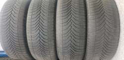 Комплект шин 225/50 R17 Michelin Crossclimate Plus 7 мм 2017 год