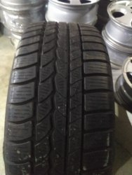 Пара шин 235/55R17 Continental 4x4 Winter Contact