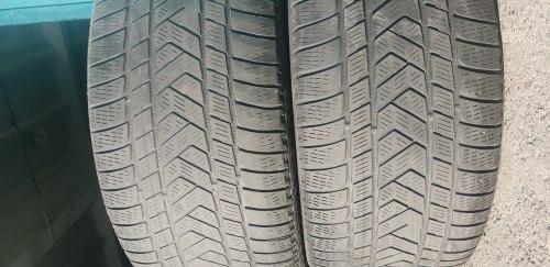 Пара шин 275/45 R20 Pirelli Sottozero 3 мм