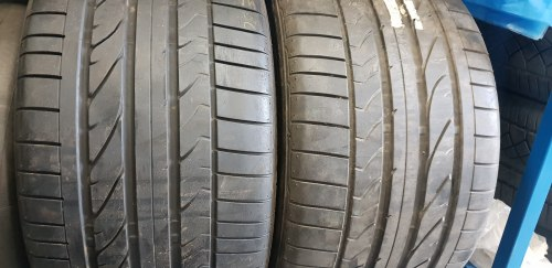 Пара шин 295/30 zr19 Bridgestone Potenza re050a состояние новой