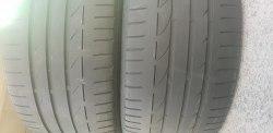 Пара 245/40 R18 Bridgestone Potenza s001 5 мм