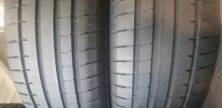 Пара шин 225/55 R17 Dunlop SportMAXX rt2 мо 7мм