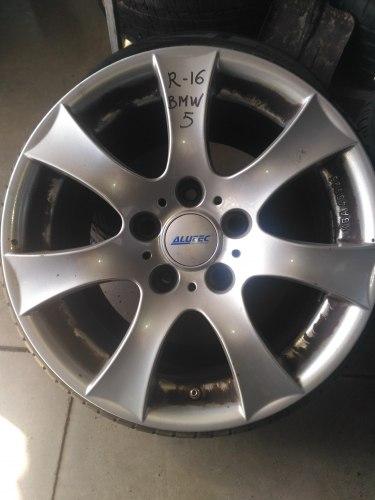 Комплект дисков R16, 5-120 , 7j , et 20 BMW