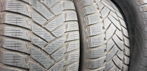 Пара шин 225/50 R17 Dunlop Winter Sport M3 rsc 8мм