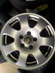 Комплект дисков R15 , 5-112 , 7j , et 39 AUDI